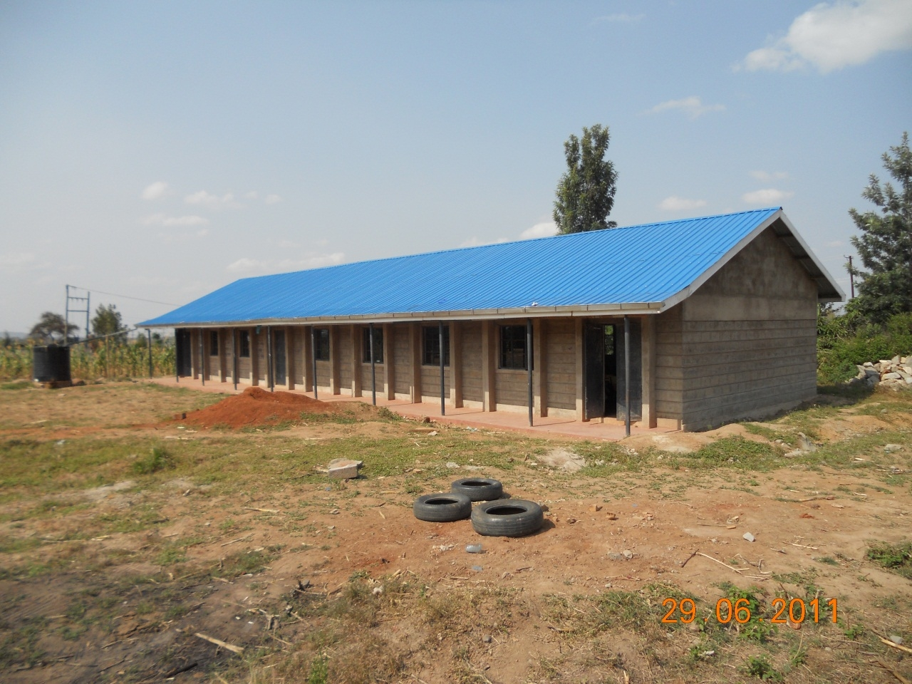 The New School Building